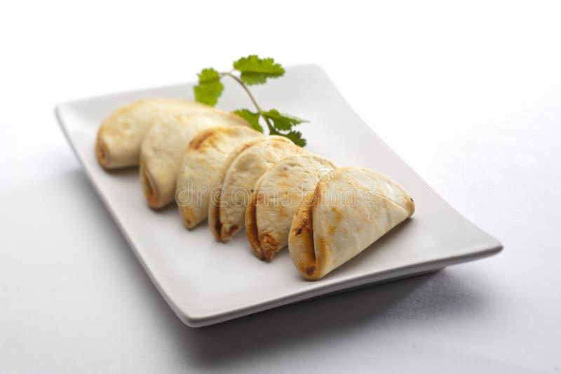Empanadas zdjęcie royalty free