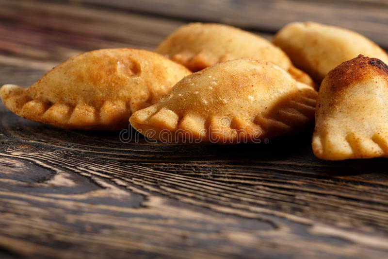Empanadas 免版税库存照片