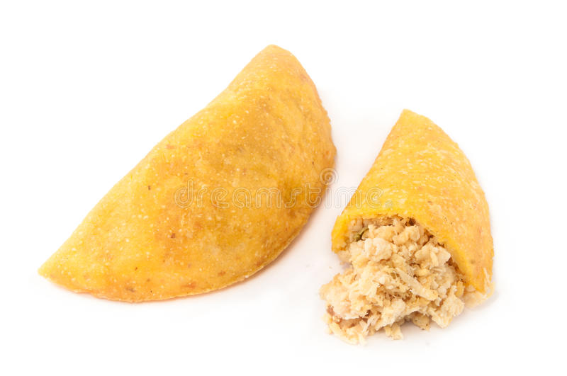 Empanadas from South America royalty free stock photo