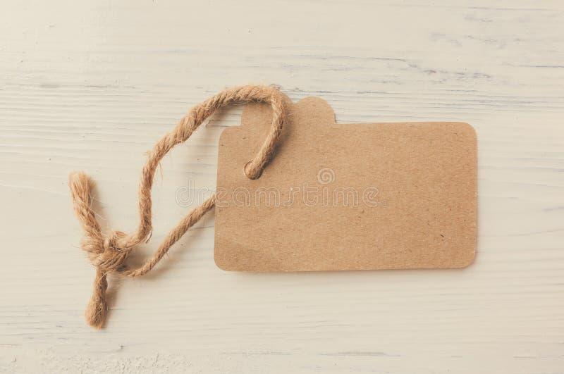 Empapele las etiquetas fotos de archivo libres de regalías