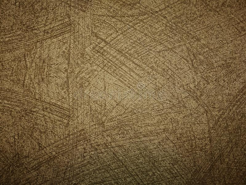 Emparede los fondos y las texturas ligeros, idea del color oro del cemento del concepto de la idea imágenes de archivo libres de regalías