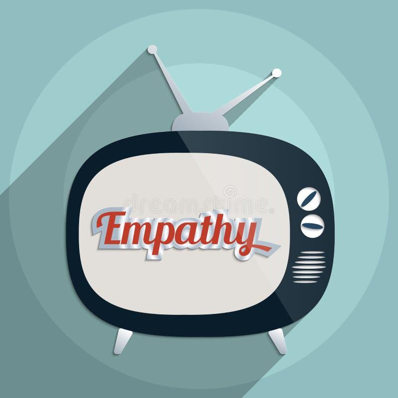 empatia royalty ilustracja
