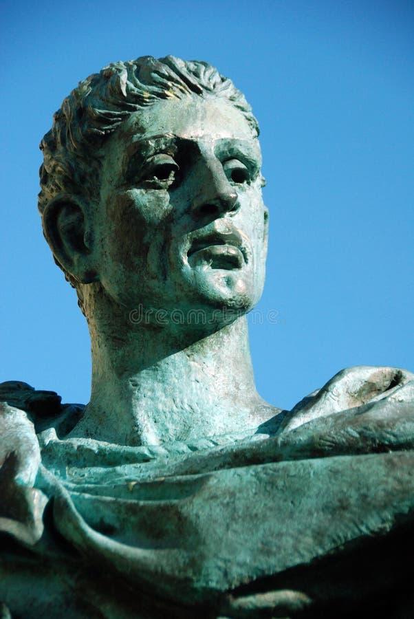 Emperador Constantina 2 fotos de archivo libres de regalías