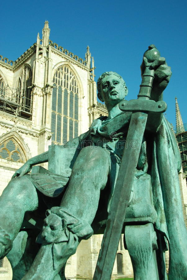 Empereur Constantine 1 Image éditorial