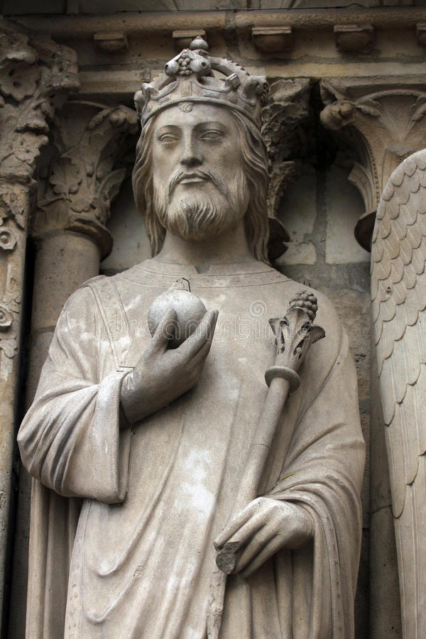Empereur Constantine photos libres de droits