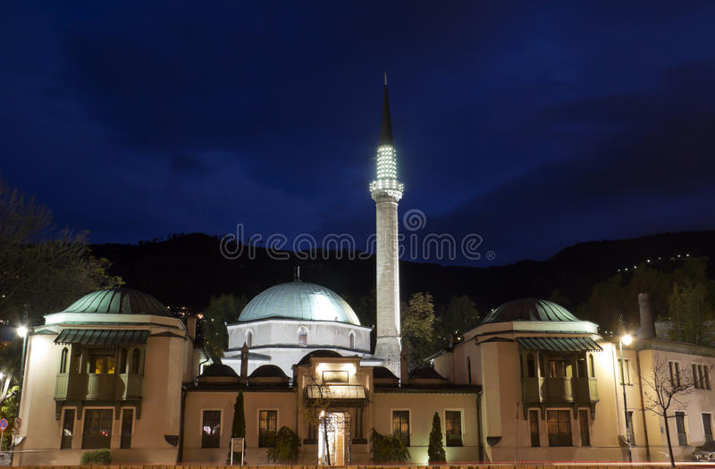 Emperor's Mosque royalty free stock photo