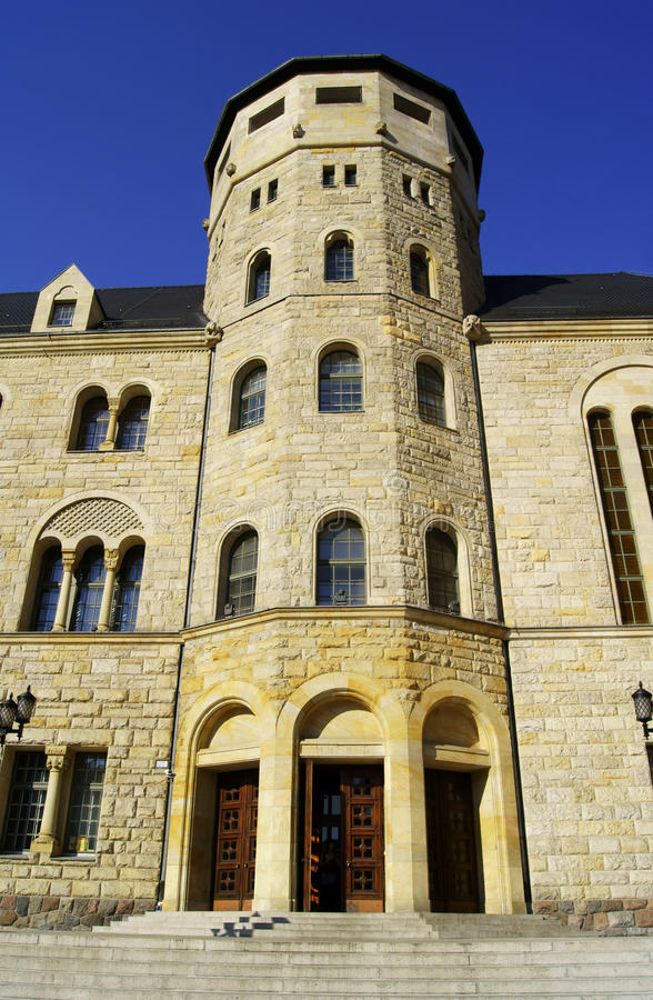 Download Emperors castle in Poznan stock photo. Image of residence - 22344934