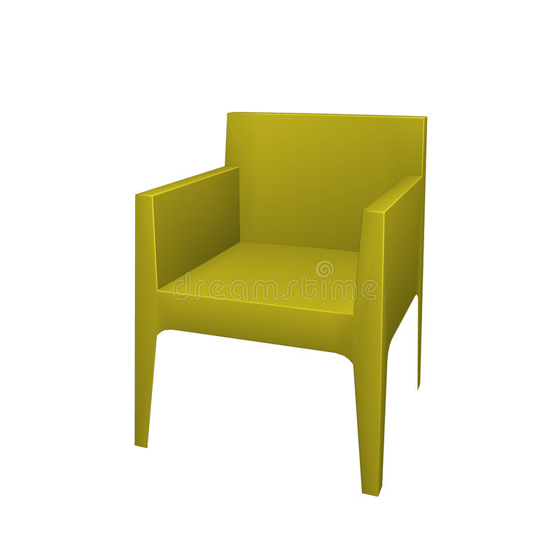 Download Empir Chair Stock Image - Image: 11186091