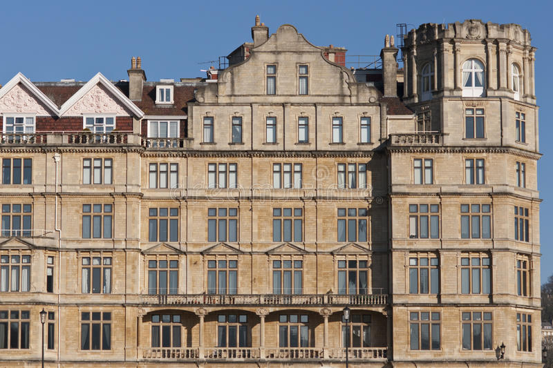 Download Empire Hotel stock photo. Image of apartment, building - 20812242