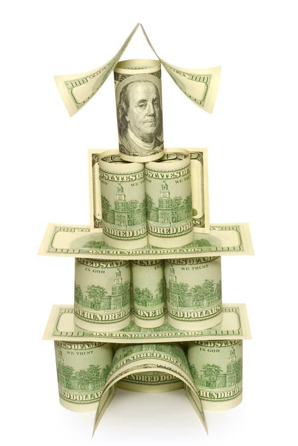 Empire of money royalty free stock photo