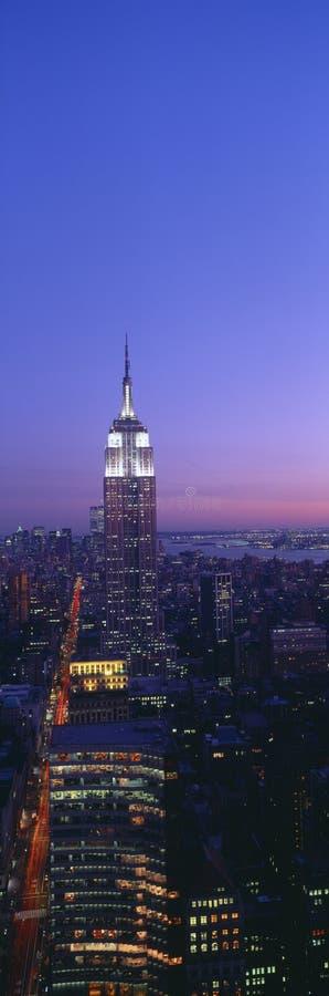 Empire State fotos de archivo libres de regalías