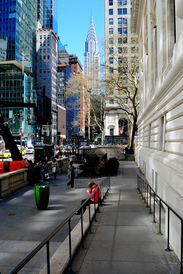 Download Empire State editorial image. Image of scrapers, city - 23181145