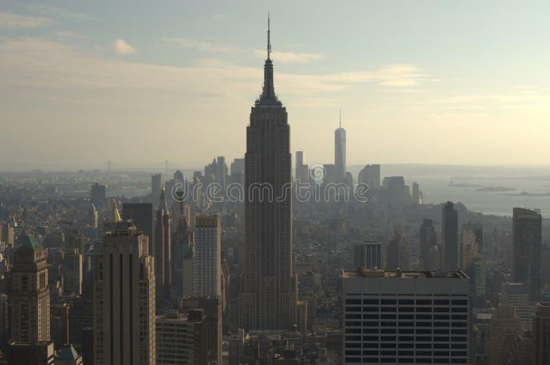 Empire State fotos de archivo