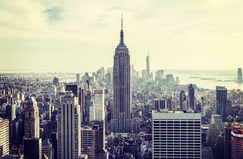Empire State foto de archivo libre de regalías
