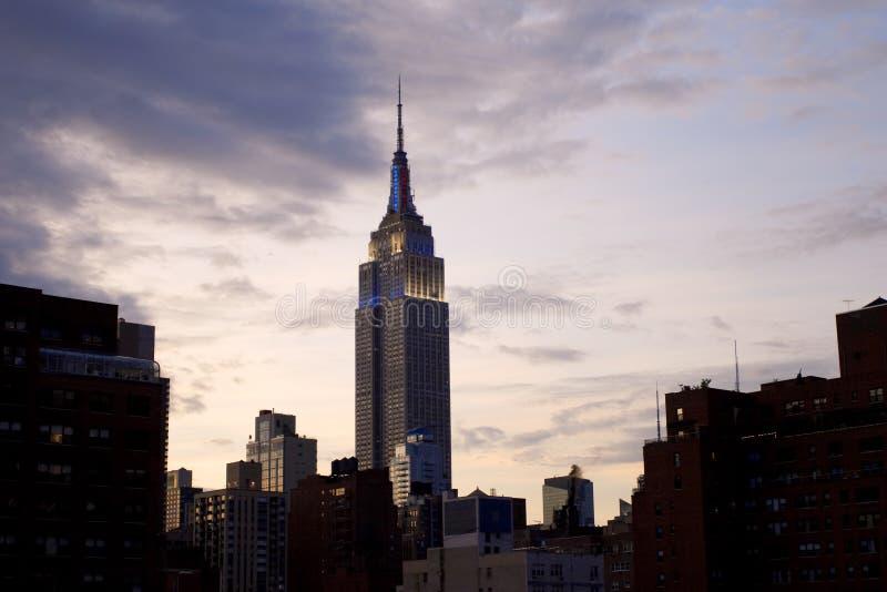 Empire State foto de archivo