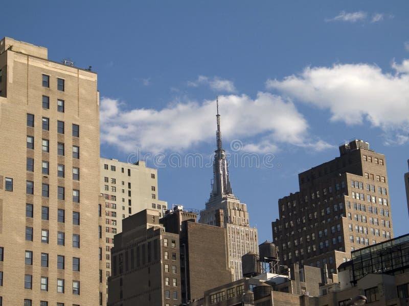Empire State stock photo