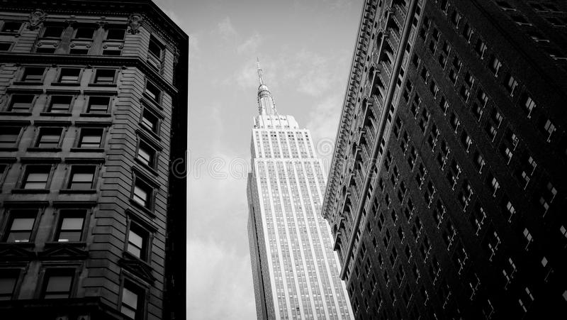 Empire State Building stockfotografie