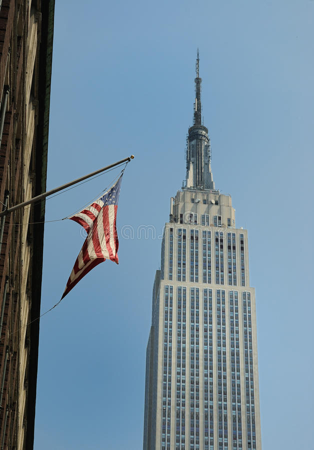Empire State Building Editorial Photography