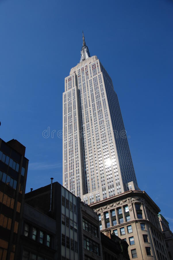 Download The Empire State Building Editorial Image - Image: 16670705
