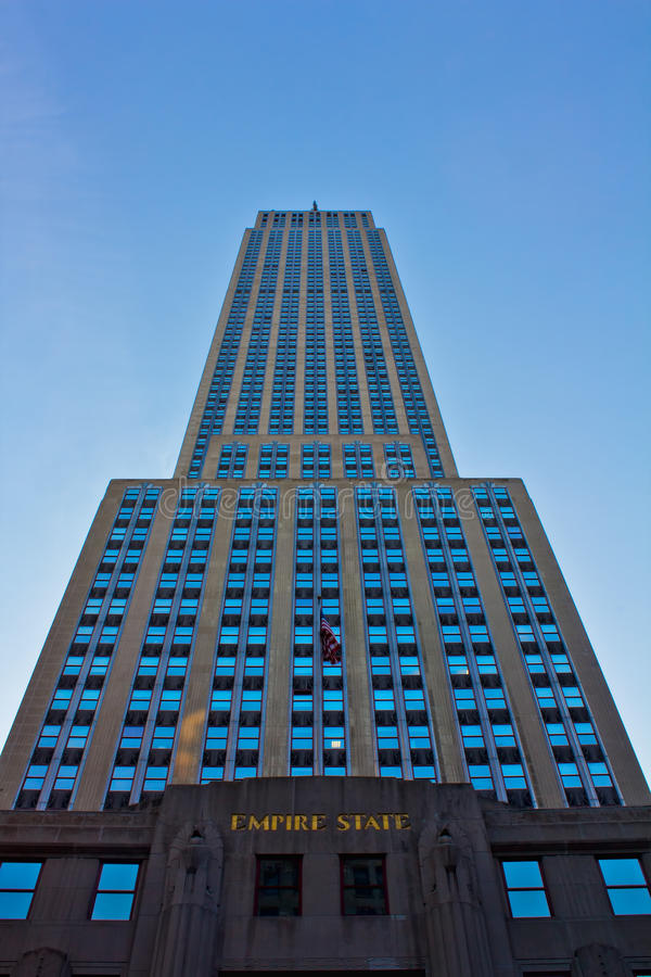 Empire State Building photographie stock libre de droits