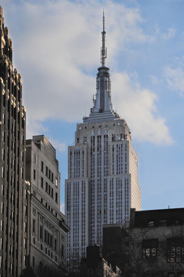 Download Empire State Building editorial image. Image of modern - 24498565