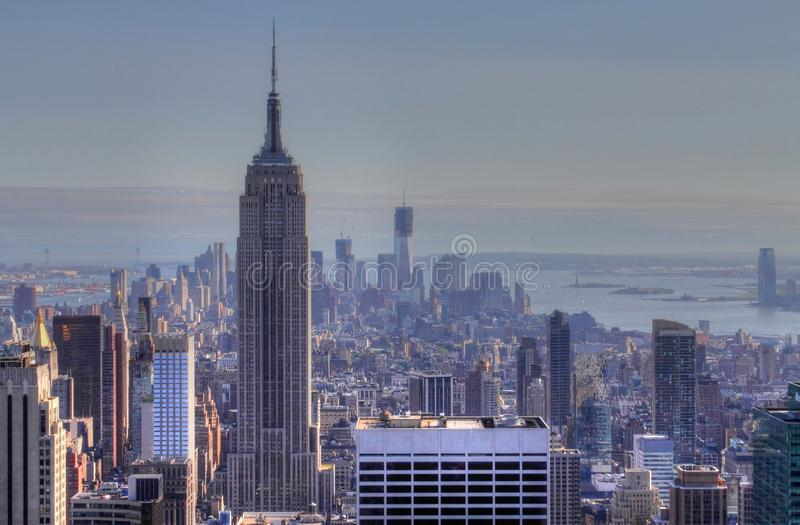 Download Empire State building editorial stock image. Image of empire - 25095284