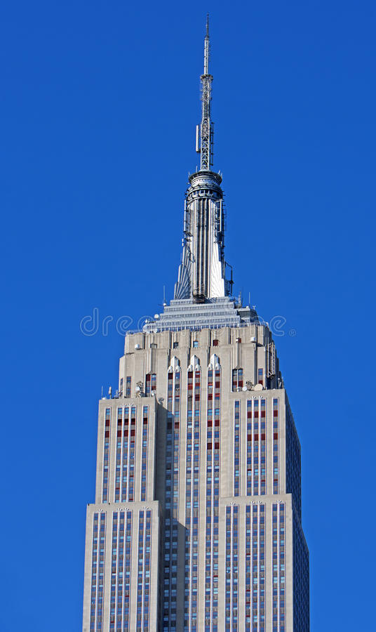 Empire State Building Editorial Stock Photo