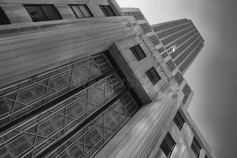 Empire State Building immagini stock