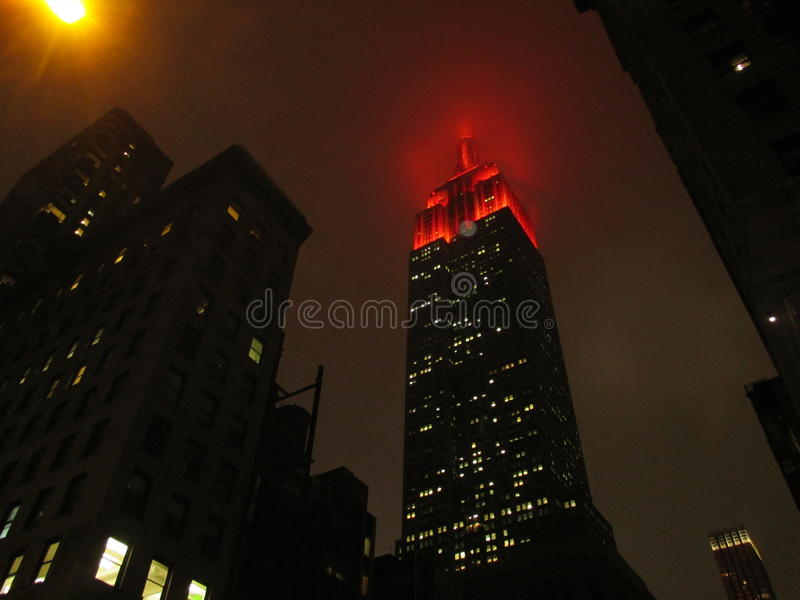 Empire State Building foto de stock royalty free