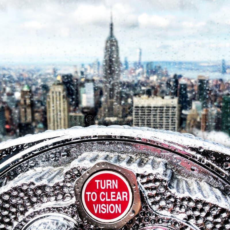 Empire State Building fotos de stock royalty free