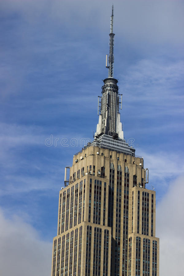 Empire State Building stockbilder