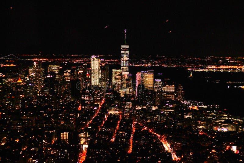 Empire State Building fotos de stock