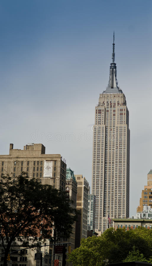 Download The Empire state building editorial photo. Image of skyscrapers - 33566351