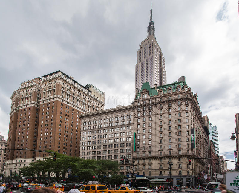 Download Empire State Building New York Editorial Image - Image: 27858150