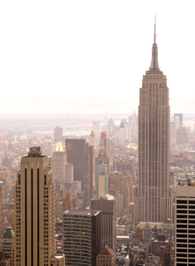 Download Empire State Building New York Editorial Stock Image - Image of position, america: 7535614