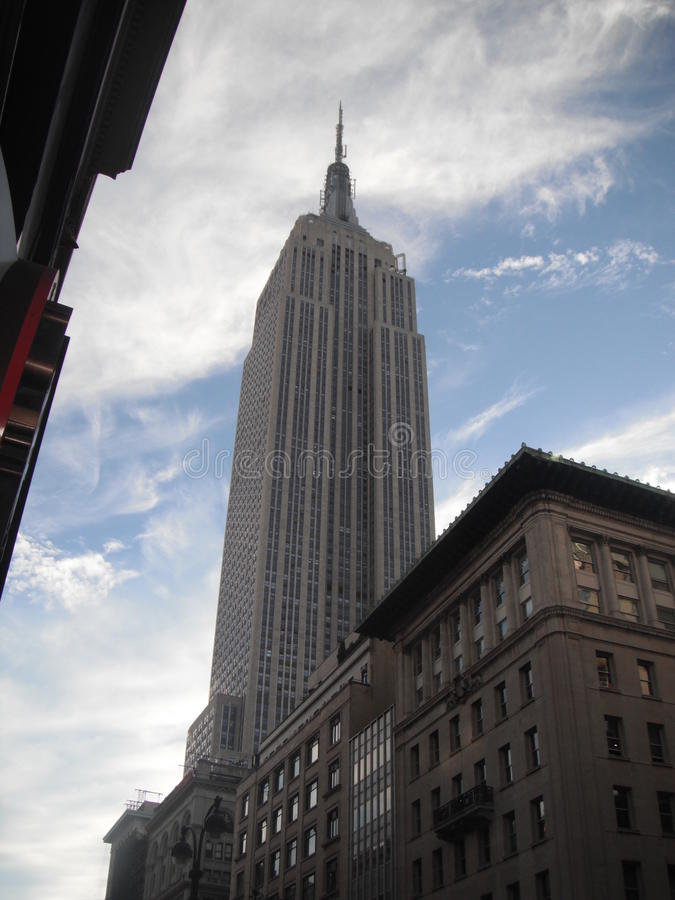 Empire State Building - Nowy Jork obrazy stock