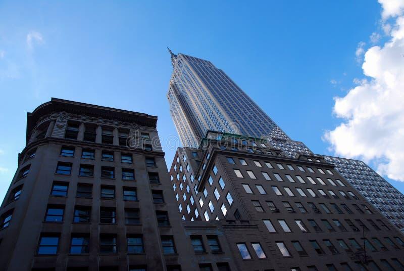 Empire State Building Nueva York fotografía de archivo