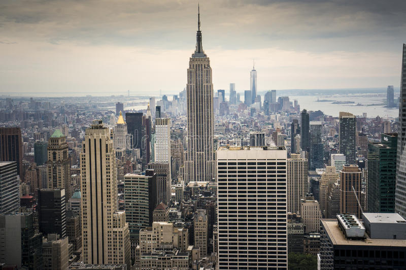 Download Empire State Building editorial stock photo. Image of metropolis - 33467903