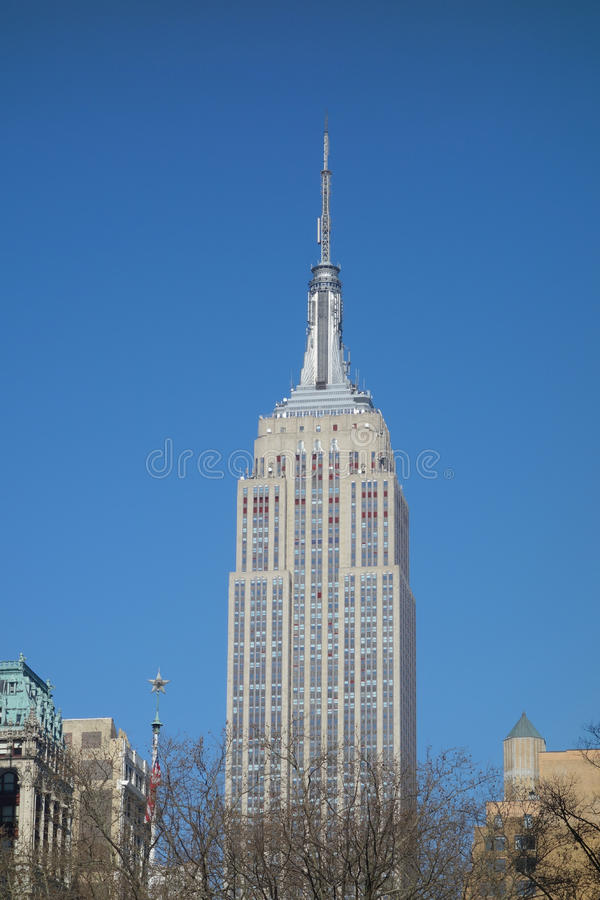 Download Empire State Building In New York City Editorial Stock Photo - Image: 37753938