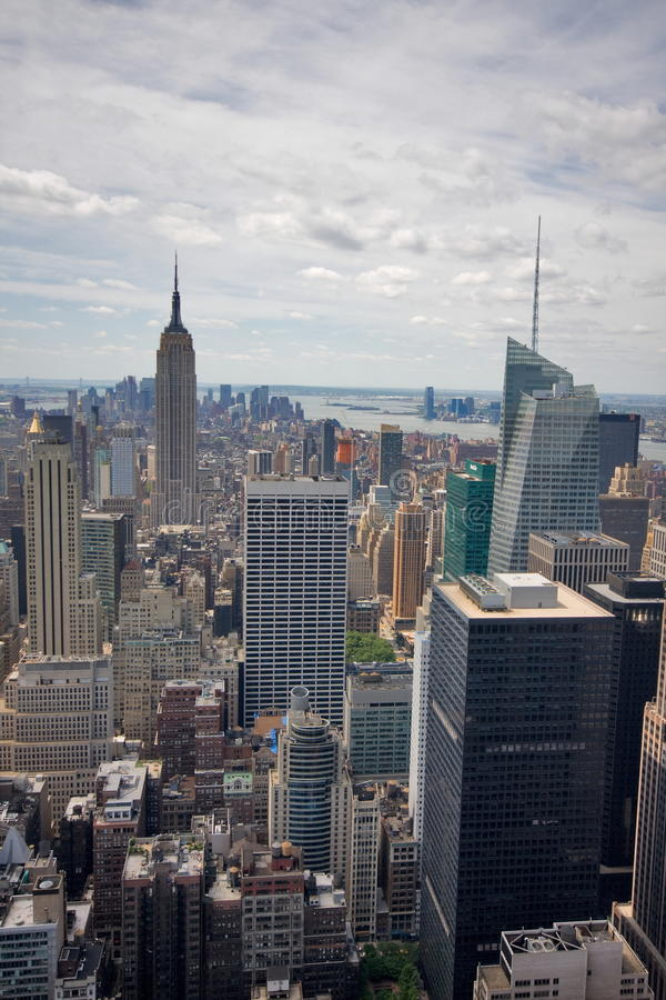 Empire State Buillding Royalty Free Stock Photo