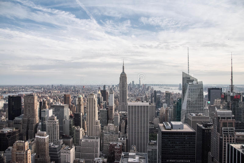 Empire state royalty free stock image