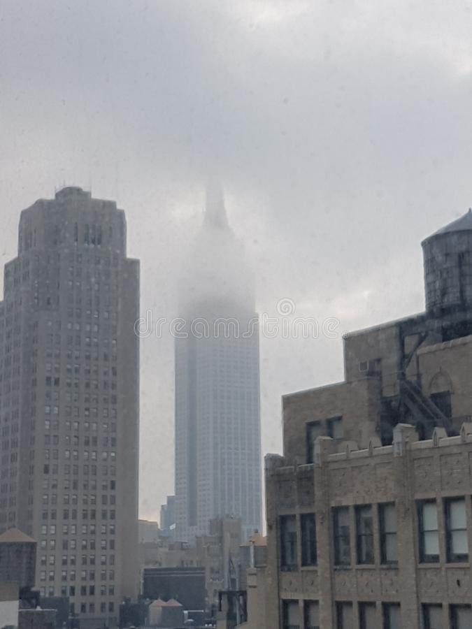Empirowa mgła obraz royalty free