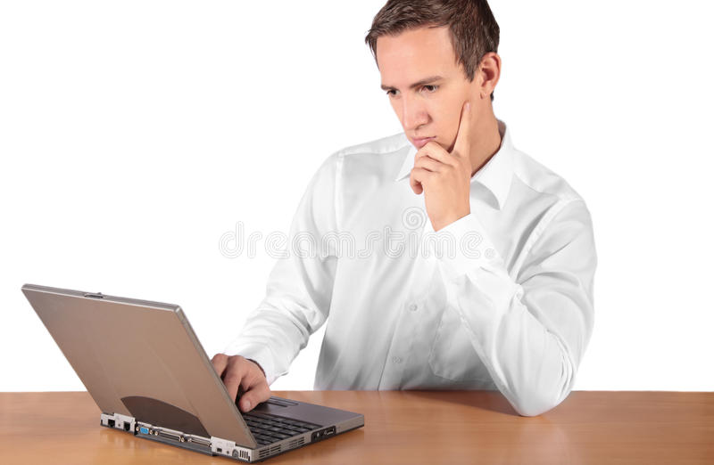 Download Employee stock photo. Image of concentrated, workplace - 10975482