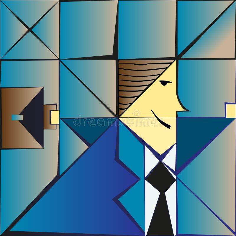 Download Employee stock vector. Illustration of flying, pants - 27512792