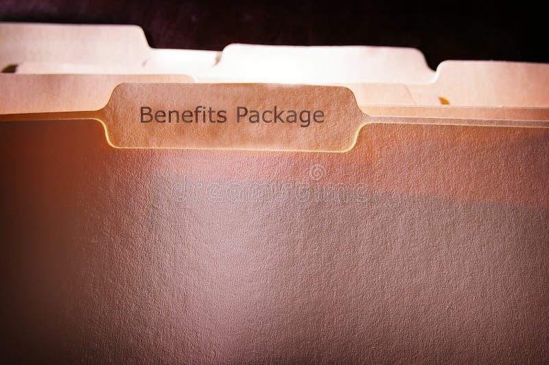 Employee Benefits Royalty Free Stock Photo