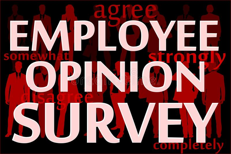 Download Employee Opinion Survey Stock Photo - Image: 28170340