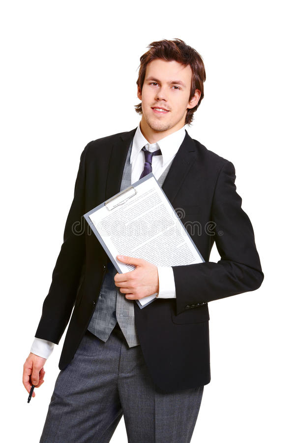 Employer Royalty Free Stock Image