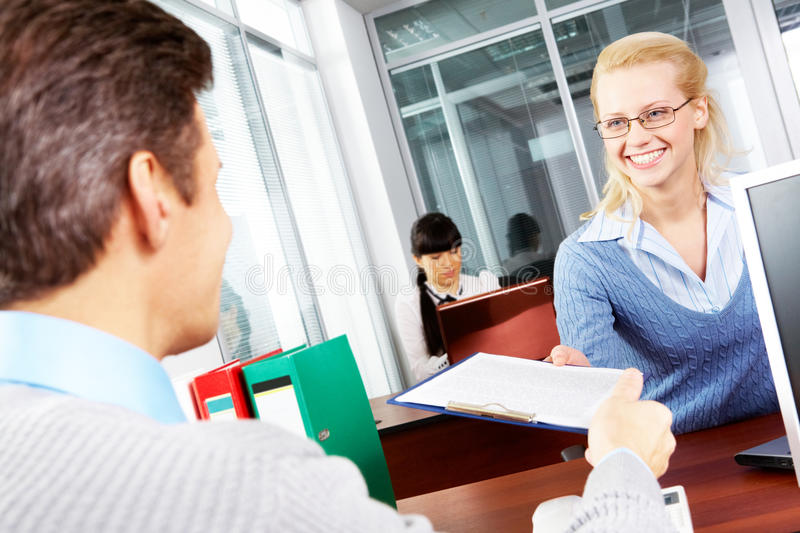 Download Employment stock photo. Image of manager, indoors, leader - 17870148