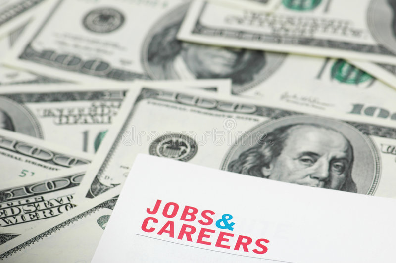 Download Employment concept stock image. Image of earnings, document - 2499243