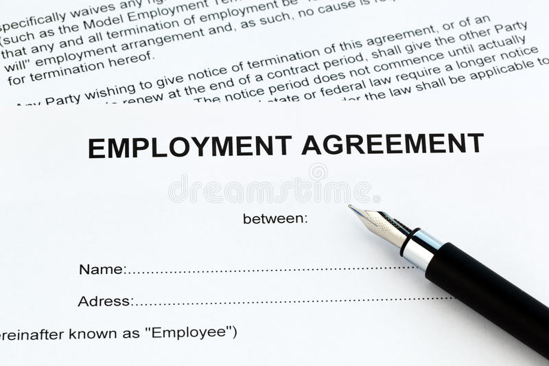 Download Employment In The English Language Stock Image - Image: 19994921